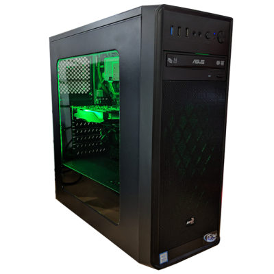 Carbil Aero Cool 5100 Mid-Level Gamer