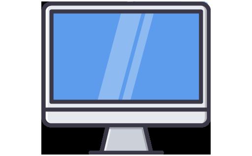 Refurb Computer Icon