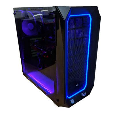 Carbil High-Level Custom Gaming System Desktop