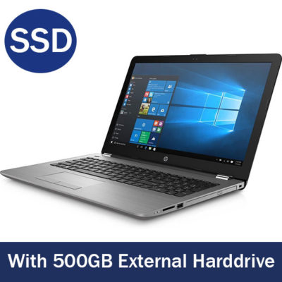 HP 250 G6 i5 SSD Notebook