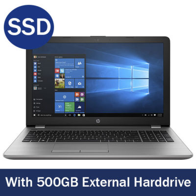 HP 250 G6 SSD Notebook