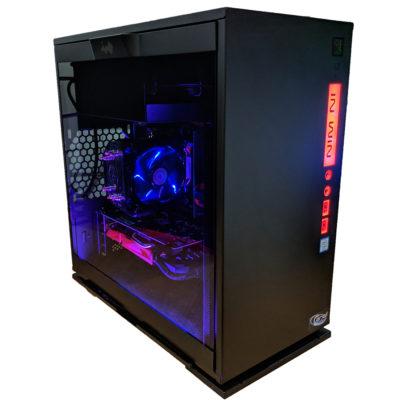 Carbil InWin 301 Mid-Level Gaming System Desktop