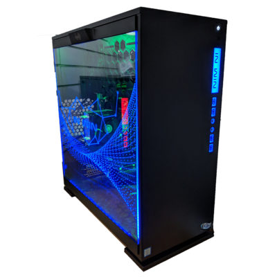 Carbil Inwin 303 Pro Gaming System Desktop