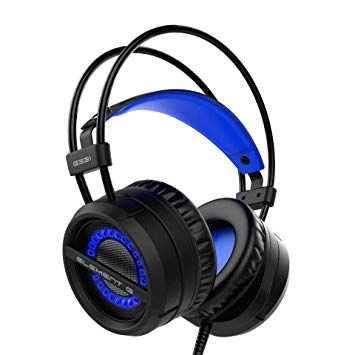 Element-G G331 LED Gaming Headset