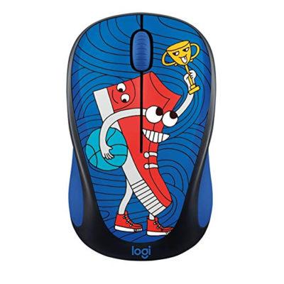 Logitech M238 Mouse Dark Blue and Black