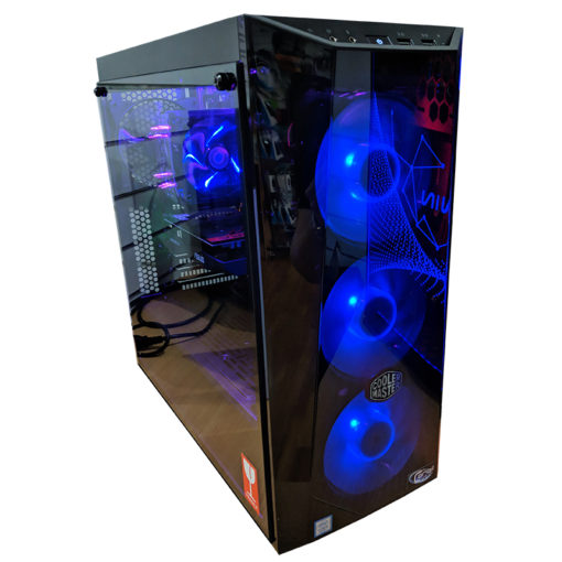 Carbil Masterbox 5 RGB Gaming System Desktop