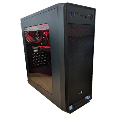 Carbil Carbil Aero Cool 5100 Mid Gaming Desktop