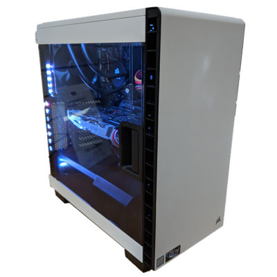 Carbil Corsair 400 Pro Gaming Desktop