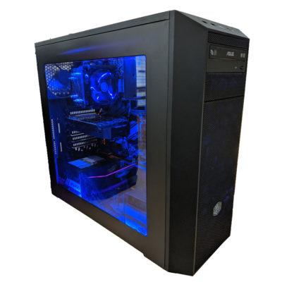 Carbil Masterbox 5 Gaming Desktop
