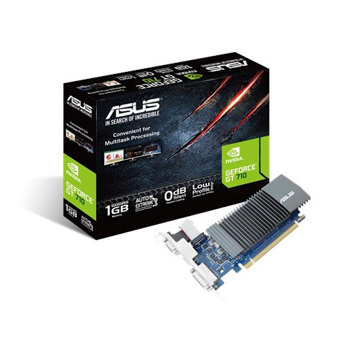 ASUS Nvidia Geforce GT 710 1GB GDDR5 Graphic Card