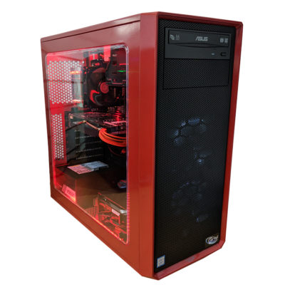 Carbil Fractal Design Mid Gaming Desktop
