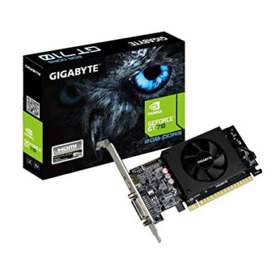 Gigabyte Nvidia Geforce GT 710 2GB DDR5 Graphic Card