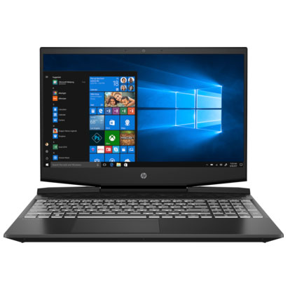 """HP Power Pavilion 15.6"""" Gaming Notebook"""