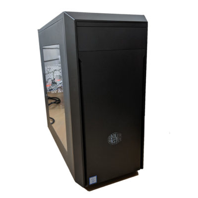 Carbil Masterbox 3 Mid-Level Gaming System Desktop