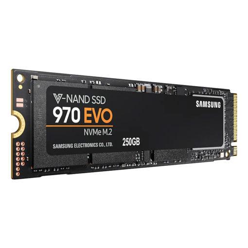 Samsung 970 EVO Plus NVMe M.2 250 GB SSD