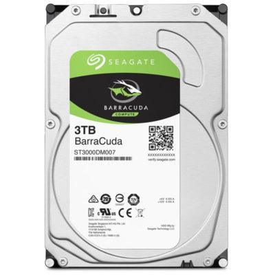 Seagate 3TB HDD