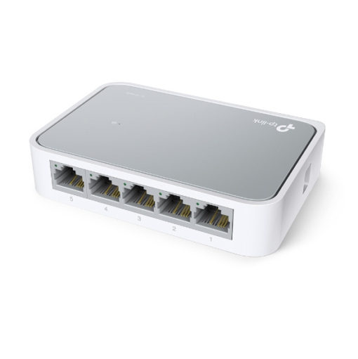 TP-Link 5 Port 10/100Mbps Desktop Switch