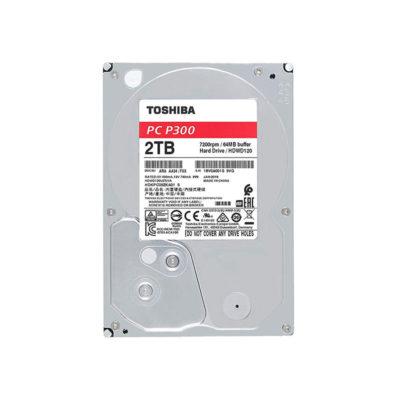 """Toshiba 2TB 2.5"""" HDD"""