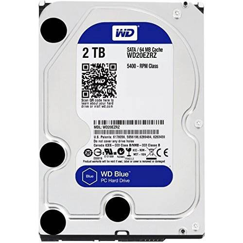 WD Blue 2TB HDD