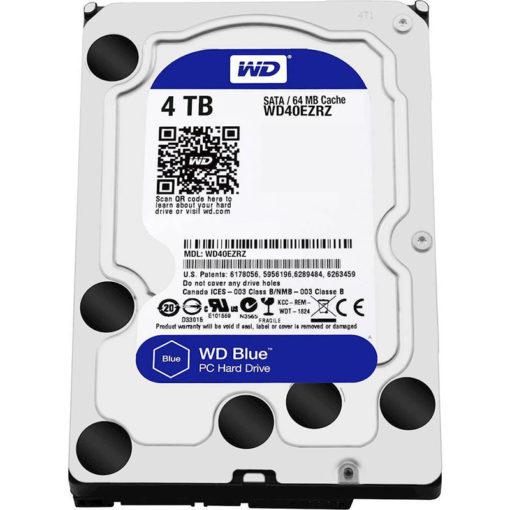 WD Blue 4TB HDD