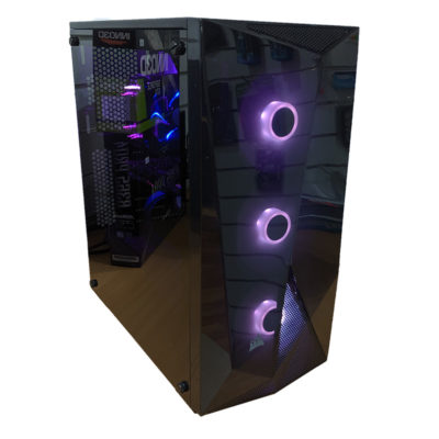 Carbil Corsair Spec-Delta RGB gaming Desktop