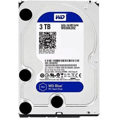 WD Blue 3TB HDD
