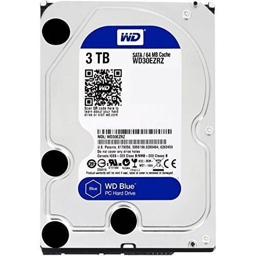 WD Blue 3TB HDD