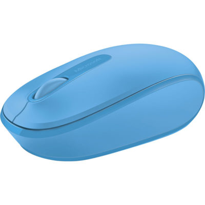 Microsoft Mobile 1850 Mouse Blue