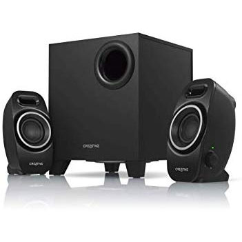 Creative SBS A250 Loud 2.1 Speaker System with Bass