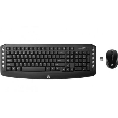 HP Classic Wireless Desktop Keyboard and Mouse