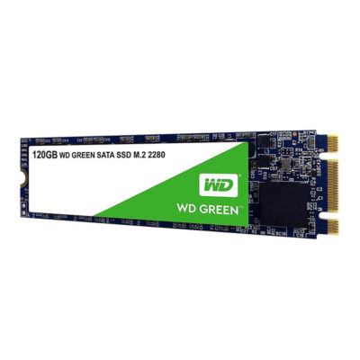 WD Green M.2 2280 120GB SSD