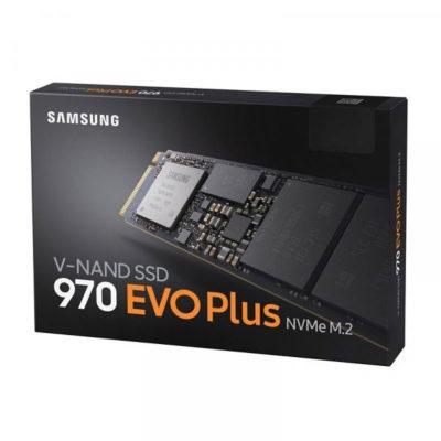 Samsung V-NAND 970 EVO Plus NVMe M.2 1TB SSD