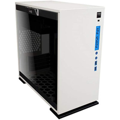 InWin 301 RGB White Case