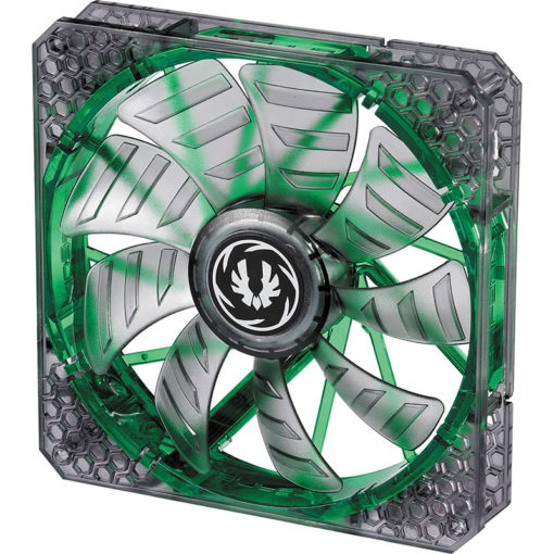 BITFenix Spectre Pro LED Green 140mm Fan