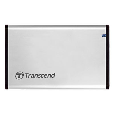 "Transcend USB 3 2.5"" Enclosure for SATA 6GB/s SSD & HDD"