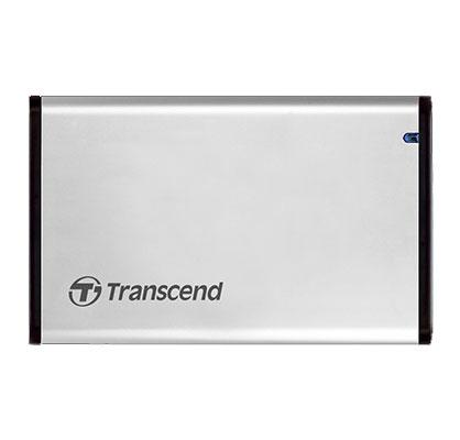 "Transcend USB 3 2.5"" Enclosure for SATA 6GB/s SSD & HDD"