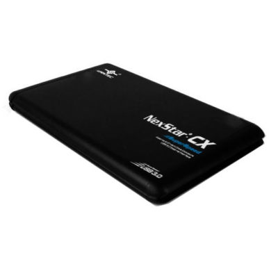 Vantec NexStar CX Hard Drive Enclosure USB 3 2.5""