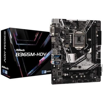 ASRock B365M-HDV Motherboard