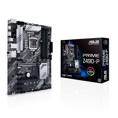 ASUS Prime Z490-P Motherboard