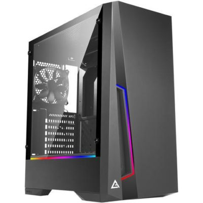 Antec Dark Phantom DP501 Black Chassis