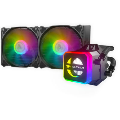 Cougar Helor 240 RGB High Performance CPU Liquid Cooler