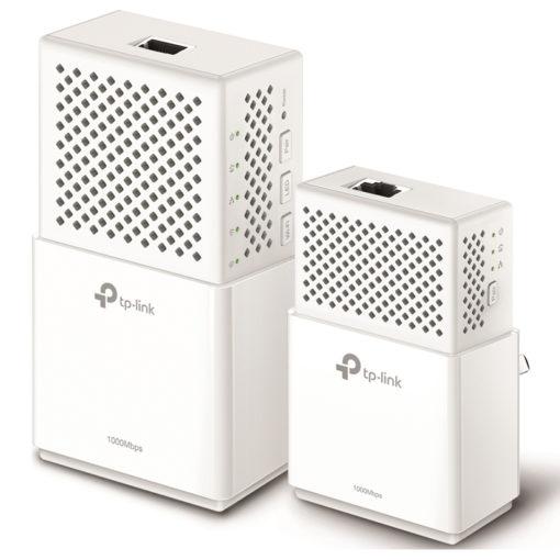 TP-Link AV1000 Gigabit Powerline AC Wi-Fi Kit TL-WPA7510KIT