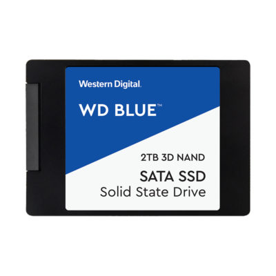 WD Blue 2TB Sata SSD 2.5