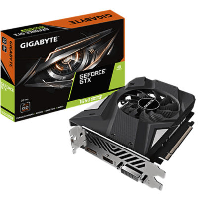 Gigabtye Geforce GTX 1650 Super OC 4G Graphic Card