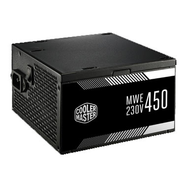 Cooler Master MWE White 450 80 Plus