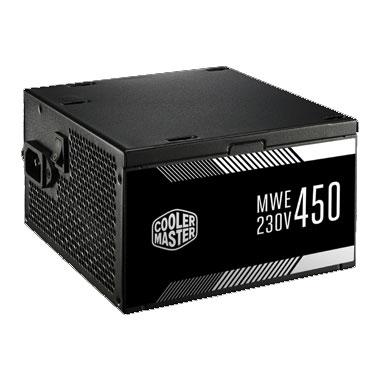 Cooler Master MWE White 450 80 Plus