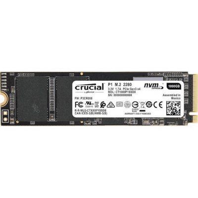 Crucial P1 1TB NVMe M.2 SSD