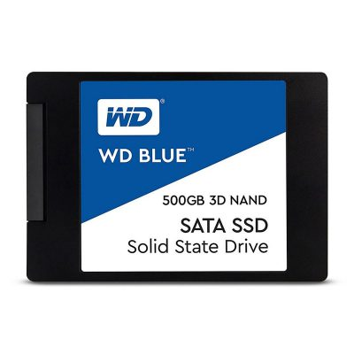 WD Blue 500GB SSD