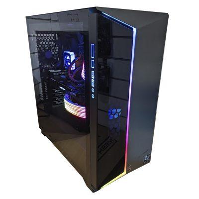 Carbil Dark Blader Ultimate Gamer Desktop