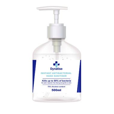 Dynatise Instant Antibacterial Hand Sanitiser